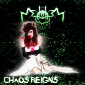 Chaos Reigns cover art
