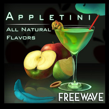 Appletini cover art