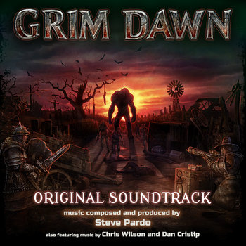 Grim Dawn (Original Soundtrack) cover art