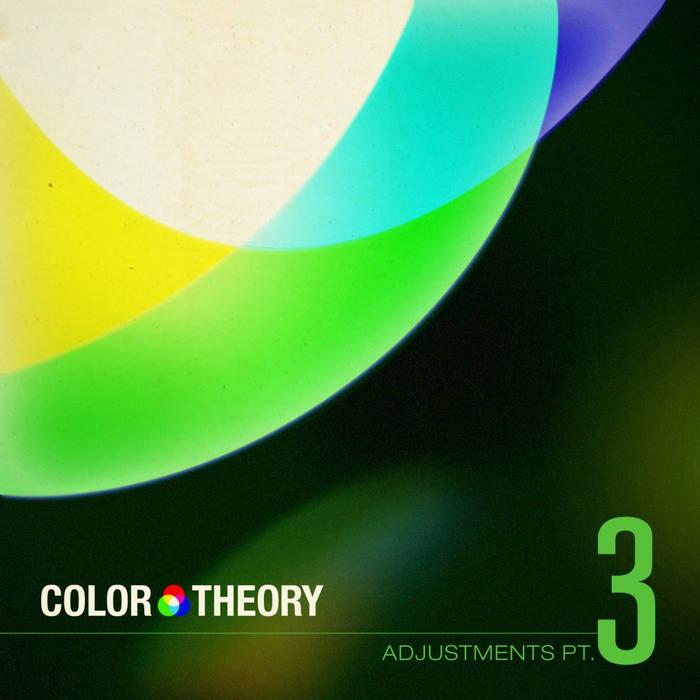 Adjustments Pt. 3 cover art