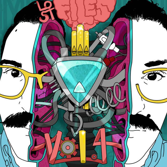 The Lost Files Vol. 4 (2007-2009) cover art