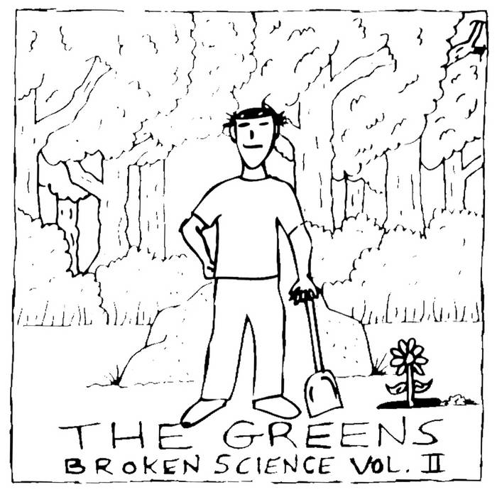 Broken Science, Vol. II cover art