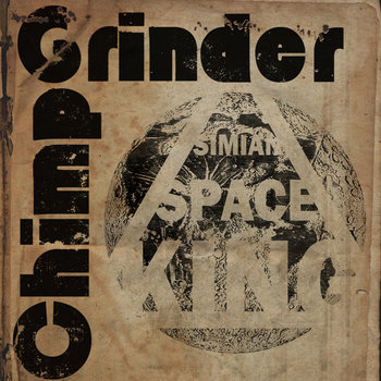 Simian Space King cover art