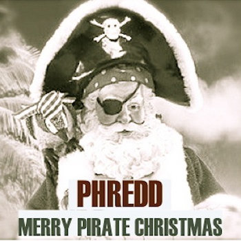 Merry Pirate Christmas cover art