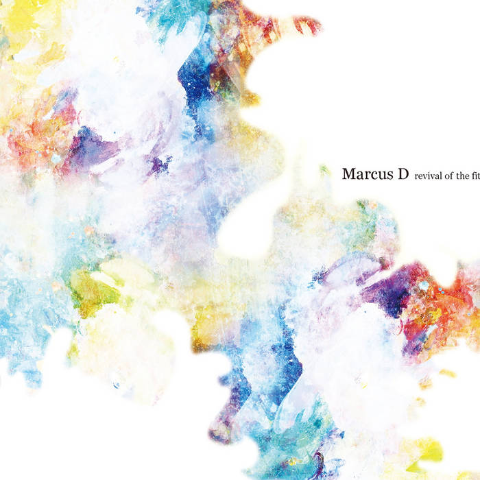 Revival of the Fittest (JPN) cover art