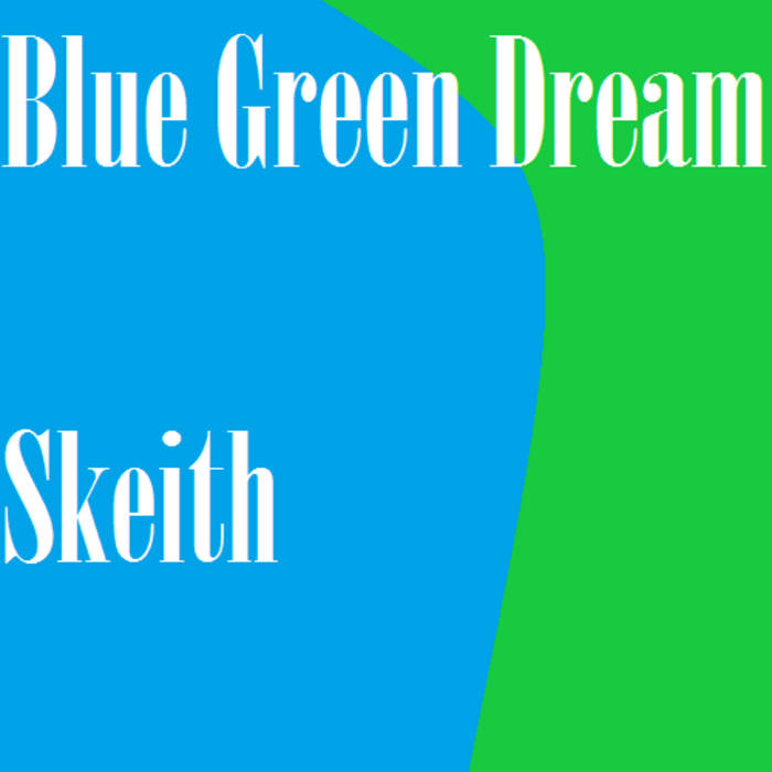 Blue Green Dream cover art