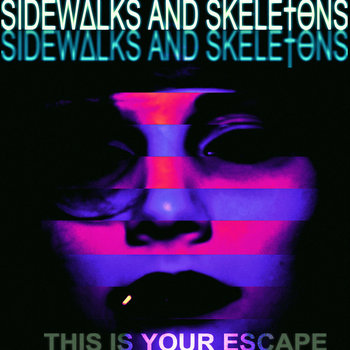 THIS IS YOUR ESCAPE cover art