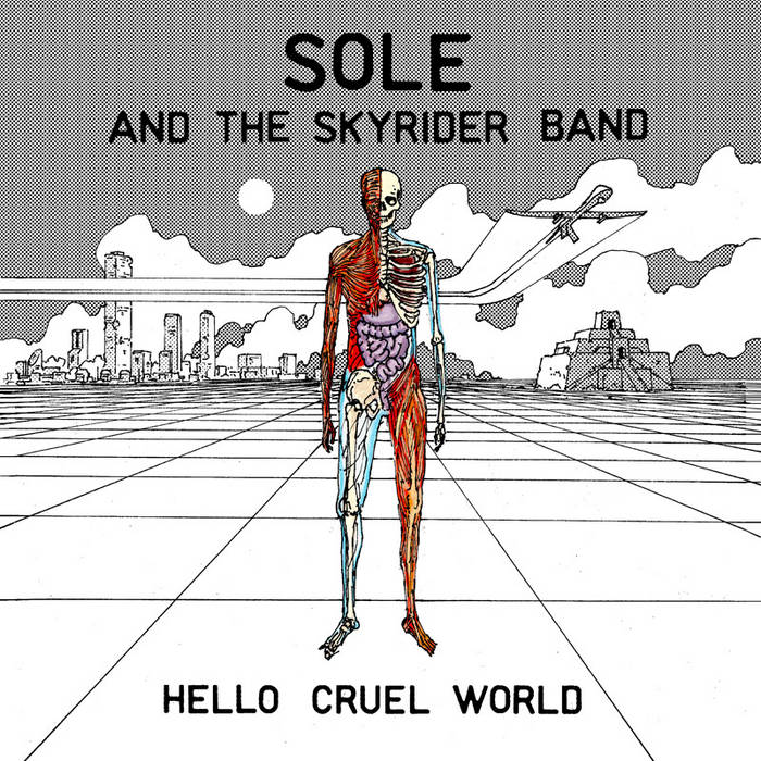 Hello Cruel World cover art