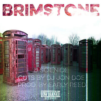 Brimstone prod Early Reed feat J Scienide cover art