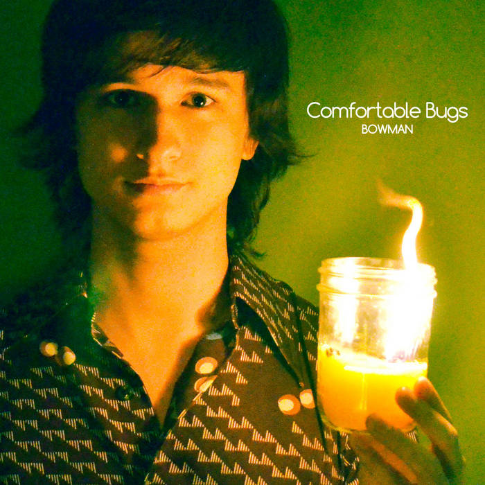 Comfortable Bugs cover art