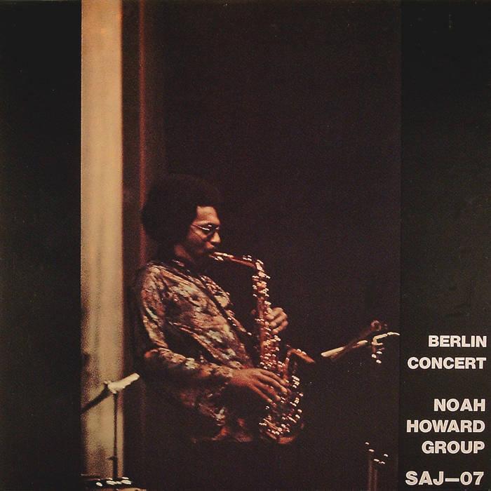 Berlin Concert cover art