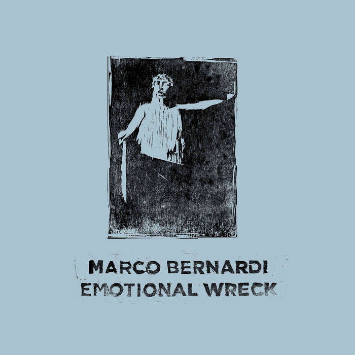 Marco Bernardi - Emotional Wreck cover art