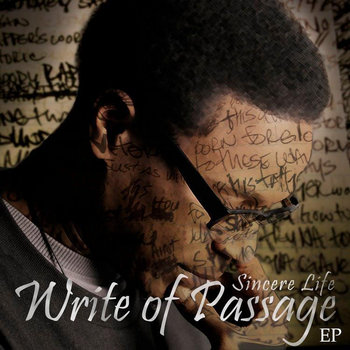 Write Of Passage EP cover art