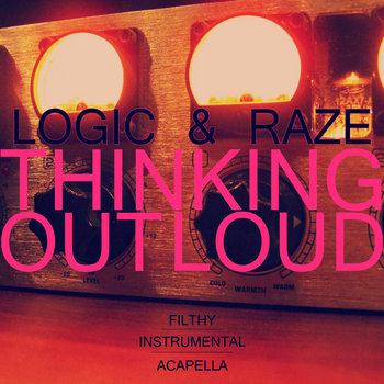 Logic & Raze - Thinking Out Loud (Single) cover art