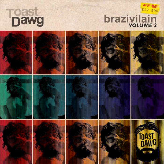 BRAZIVILAIN VOLUME II cover art