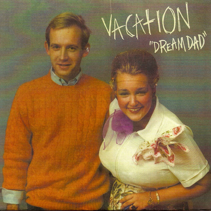 "Dream Dad 7"" cover art"