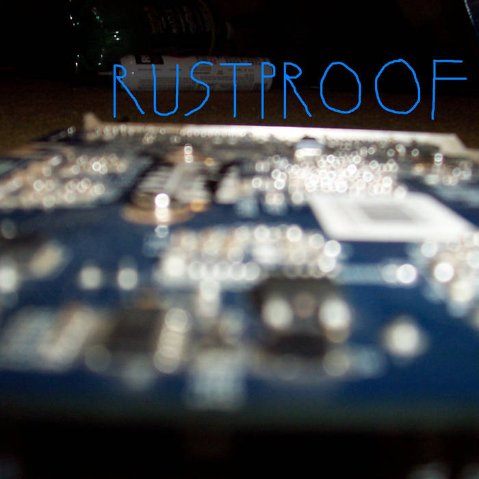 Rustproof cover art