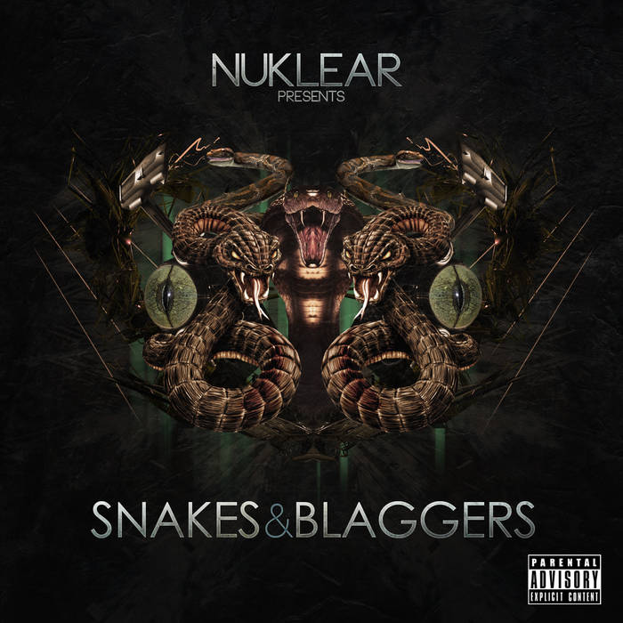 Snakes & Blaggers cover art