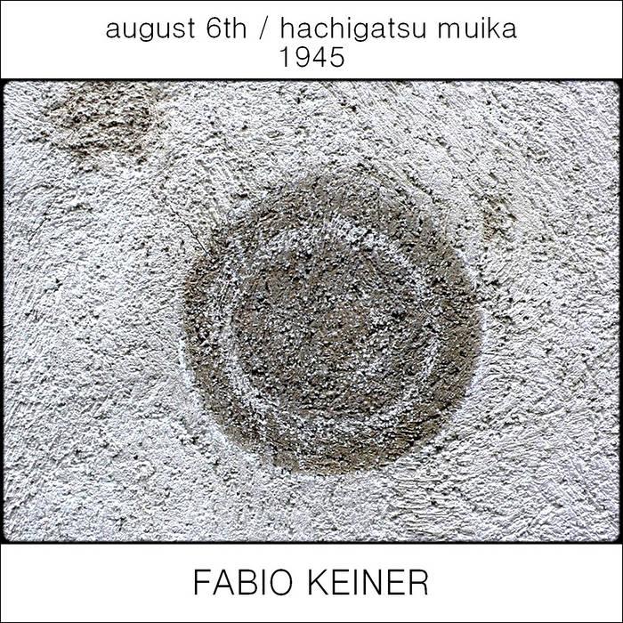 august 6th / hachigatsu muika 1945 cover art