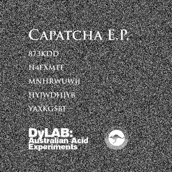 Capatcha E.P. cover art
