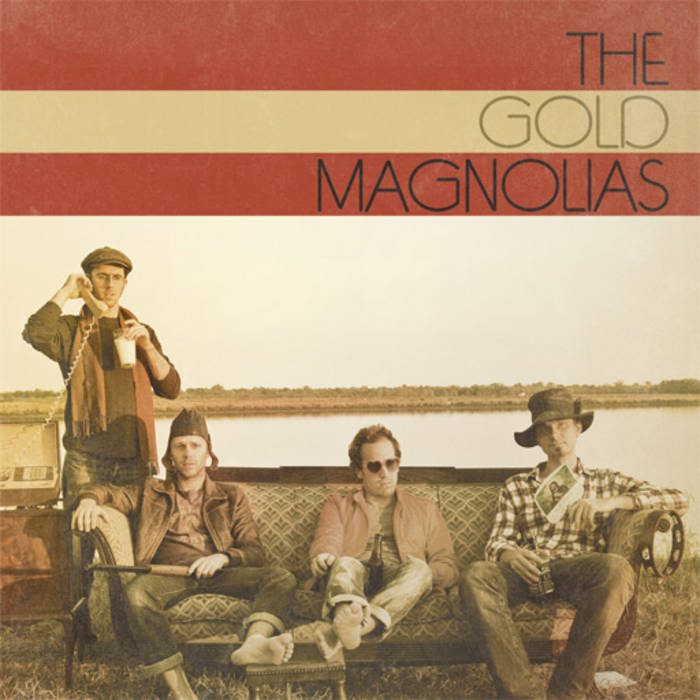 The Gold Magnolias cover art