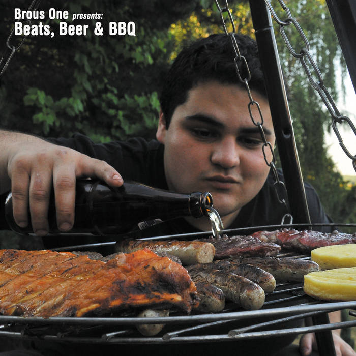 Beats, Beer & BBQ cover art
