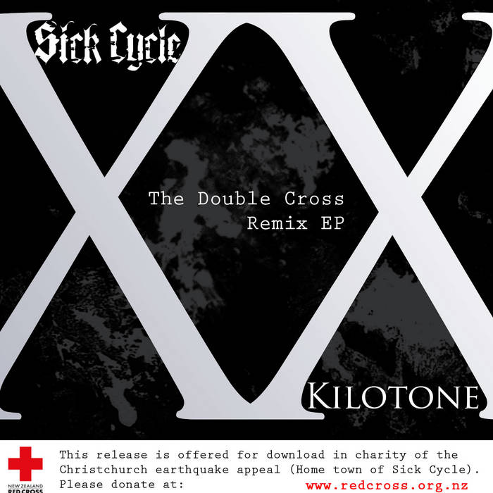 The Double Cross EP cover art