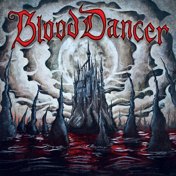 Blood Dancer cover art