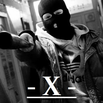 - X - cover art