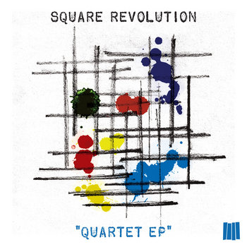 Quartet EP cover art