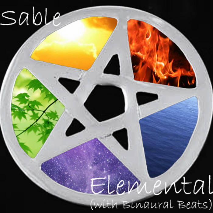 Elemental (with Binaural Beats) cover art