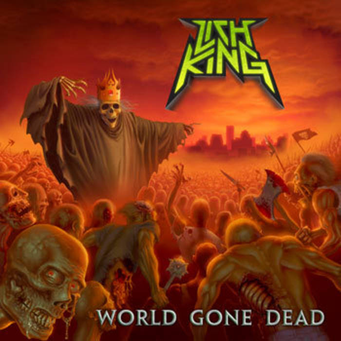 World Gone Dead cover art