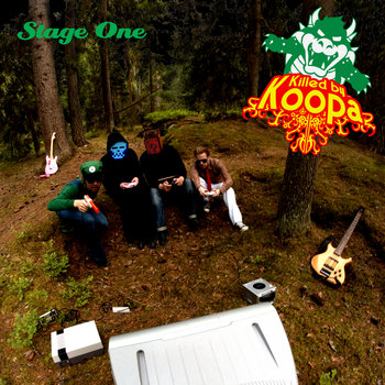 Stage One cover art