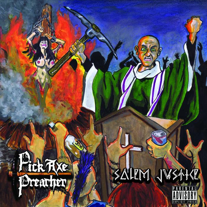 Salem Justice cover art