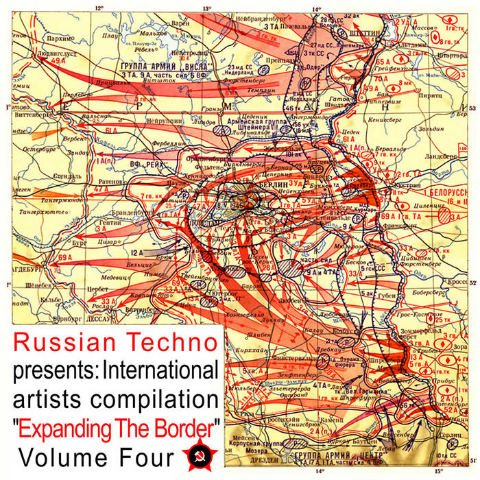 Expanding The Border Vol. 4 (RTSW36) cover art