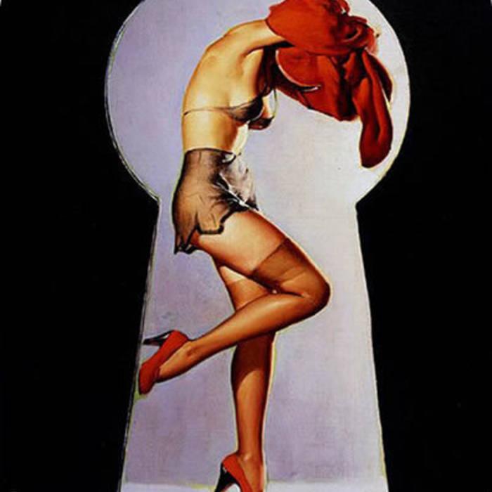 Tom Voyeur Naked cover art
