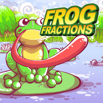 Frog Fractions cover art