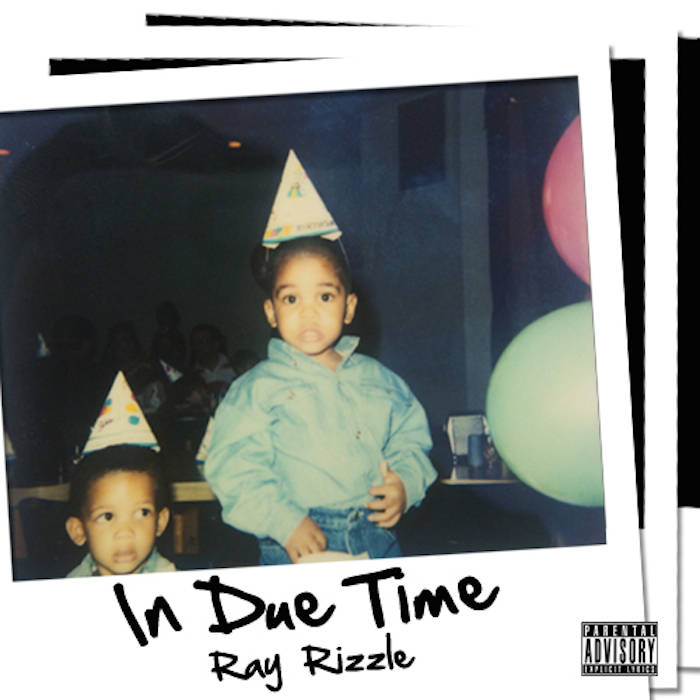 In Due Time - EP cover art