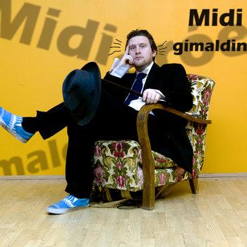 Midi próektíf cover art