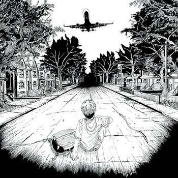 AIRPLANE OVER ONE WAY STREETS cover art