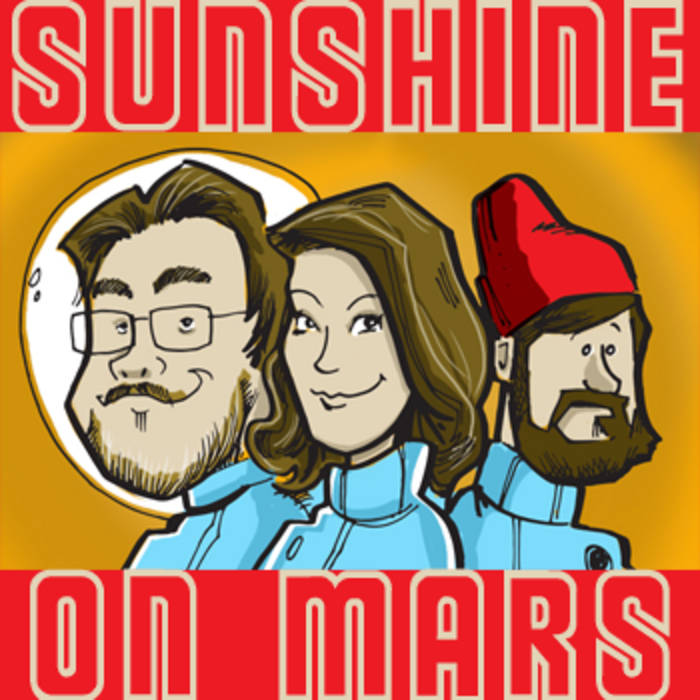 Free!  Sunshine on Mars cover art