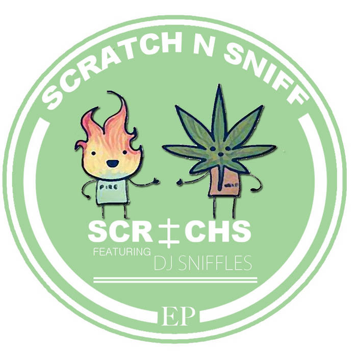 SCRTCH N SNIFF cover art