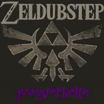 Zeldubstep cover art