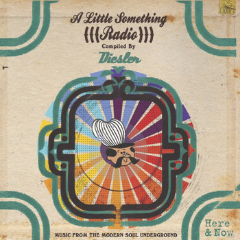 A Little Something Radio - Music From The Modern Soul Underground compiled by Diesler cover art
