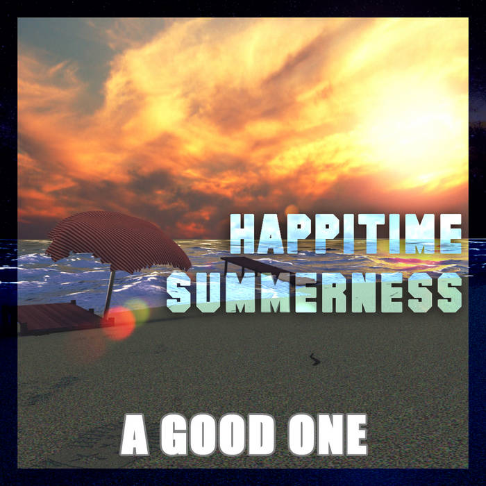 Happitime Summerness cover art