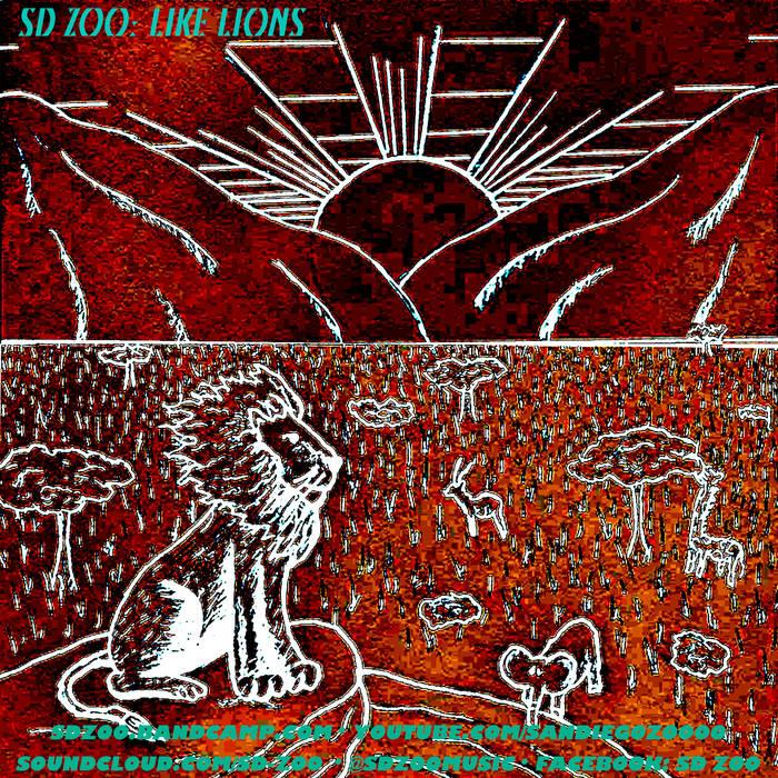 Like Lions cover art