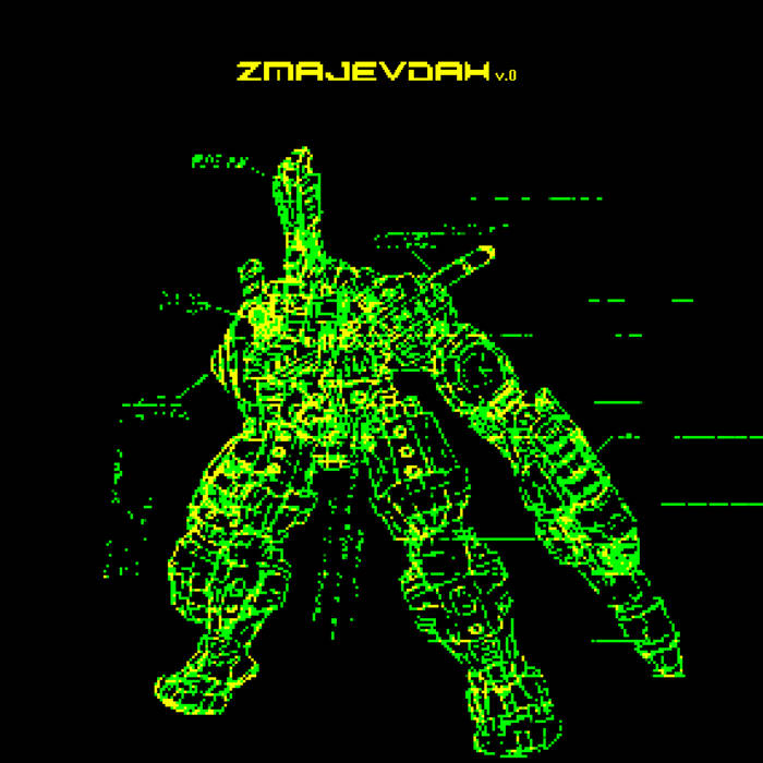 Zmajevdah v.0 cover art