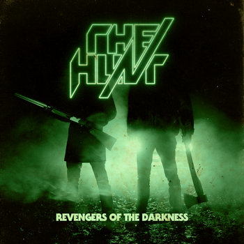 Revengers Of The Darkness EP cover art