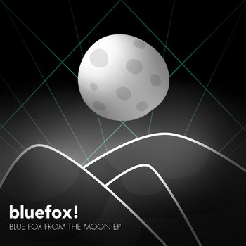 Blue Fox from the Moon cover art