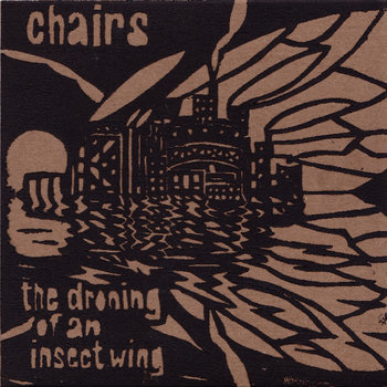 The Droning of an Insect Wing cover art